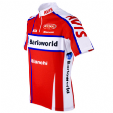 Maillot manches courtes TEAM BARLOWORLD